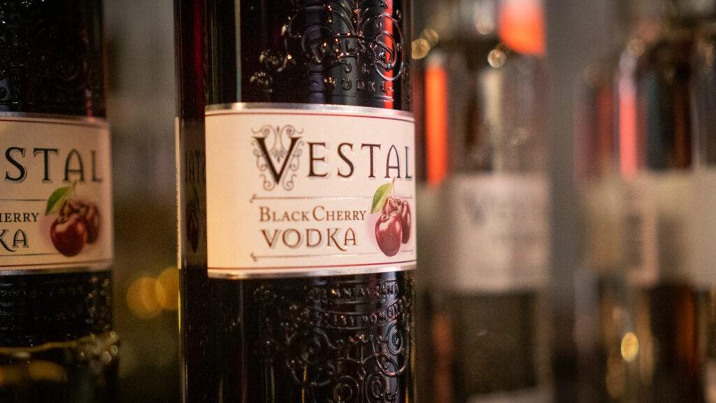 Vestal Black Cherry Wodka
