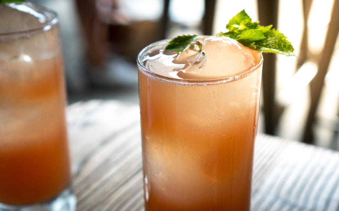 Sloppy Joe's Mojito – der perfekte Drink für die Gartenparty
