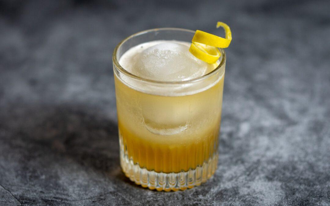 Desire Cocktail – der Sidecar-Twist mit Holunder
