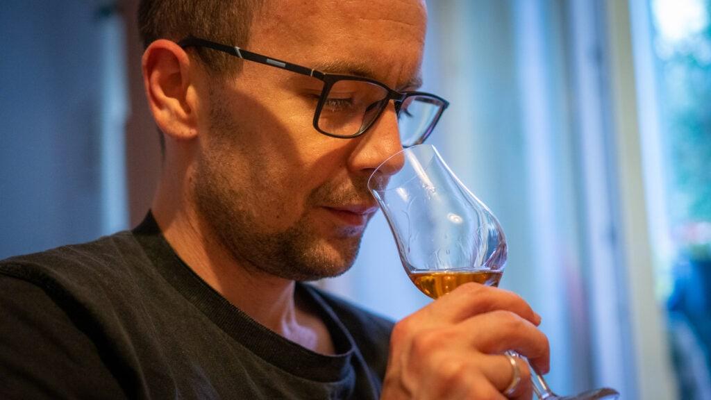 Hendrik Tasting Geruch