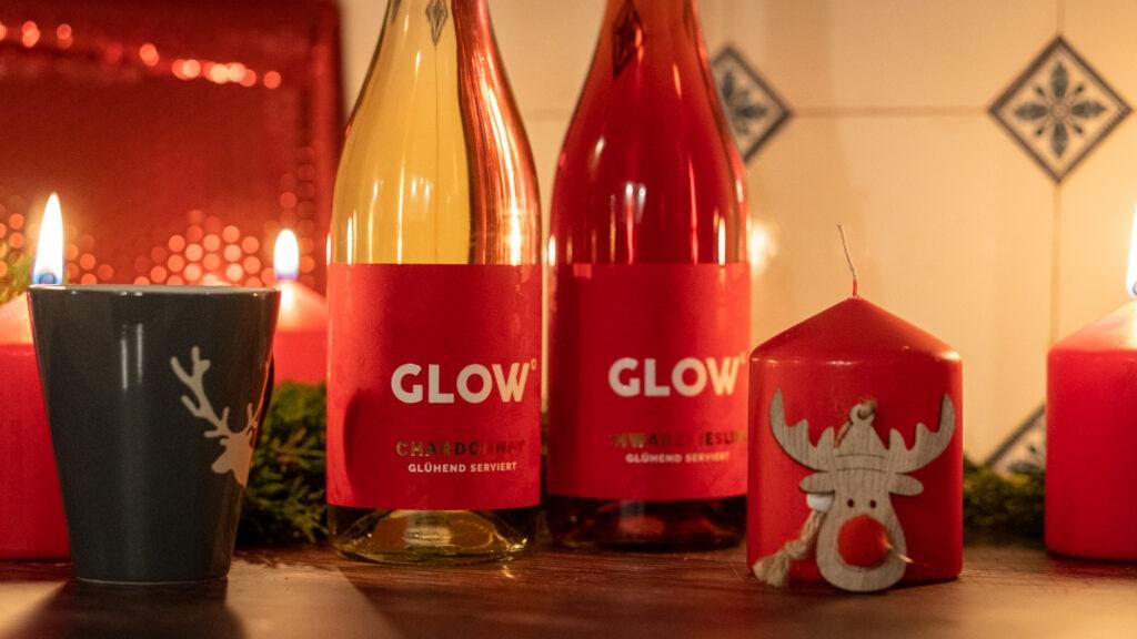 Glow Glühwein Schwarzriesling Chardonnay