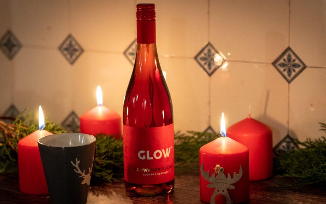 Glow Glühwein rose