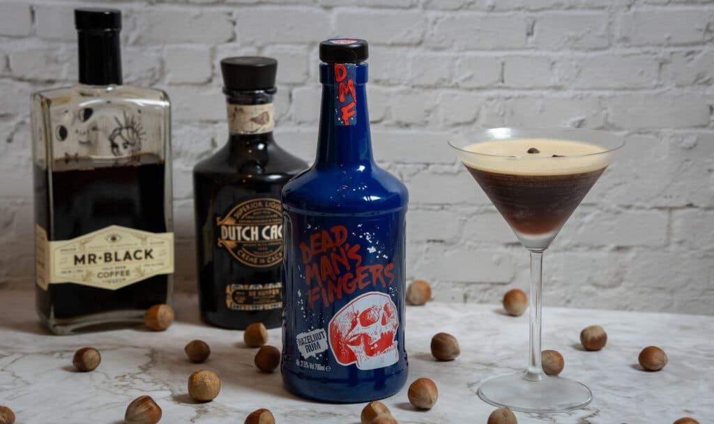 Dead Mans Fingers Hazelnut Rum Espresso Martini