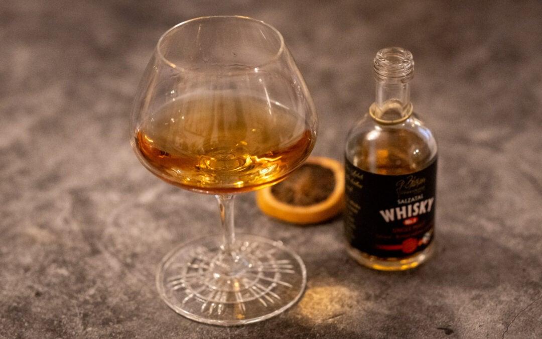 Salzatal Whisky – Der Fassflüsterer vom Süßen See