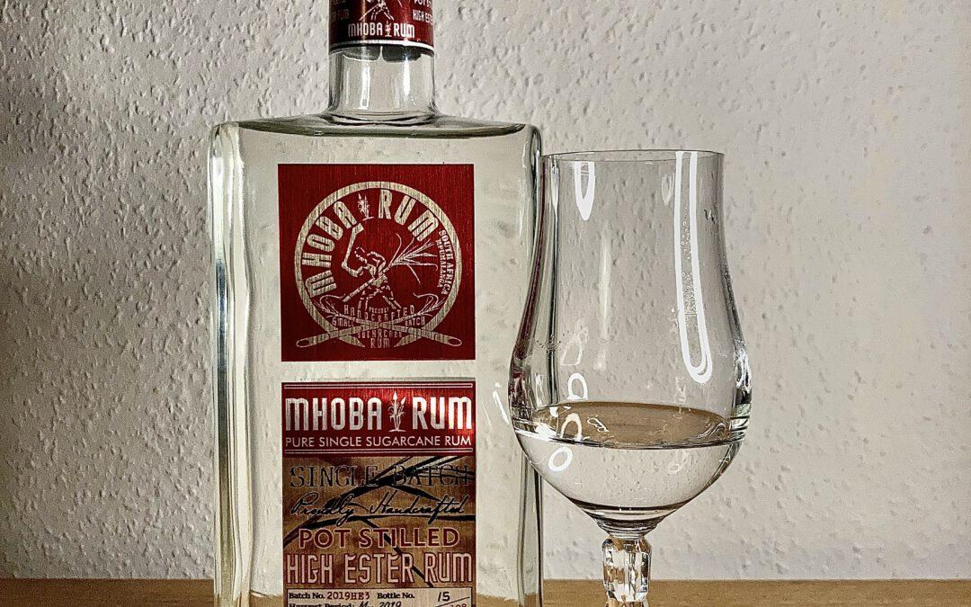 Mhoba Rum – Südafrikanischer Dunderstruck