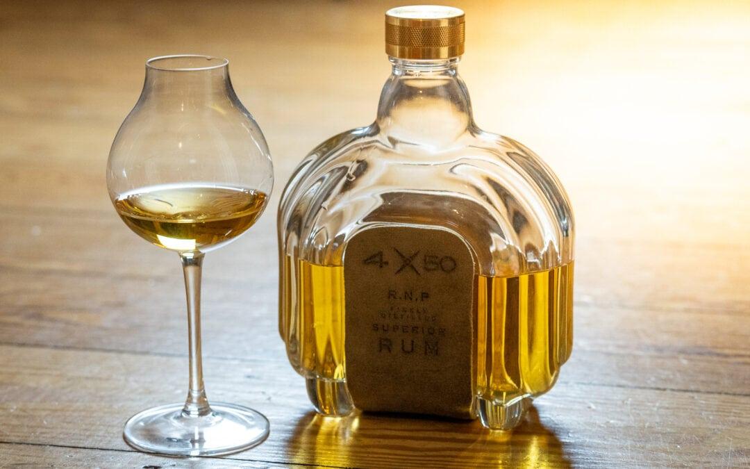 Reisetbauer 4X50 Rum – Der Rum der Sternegastronomie