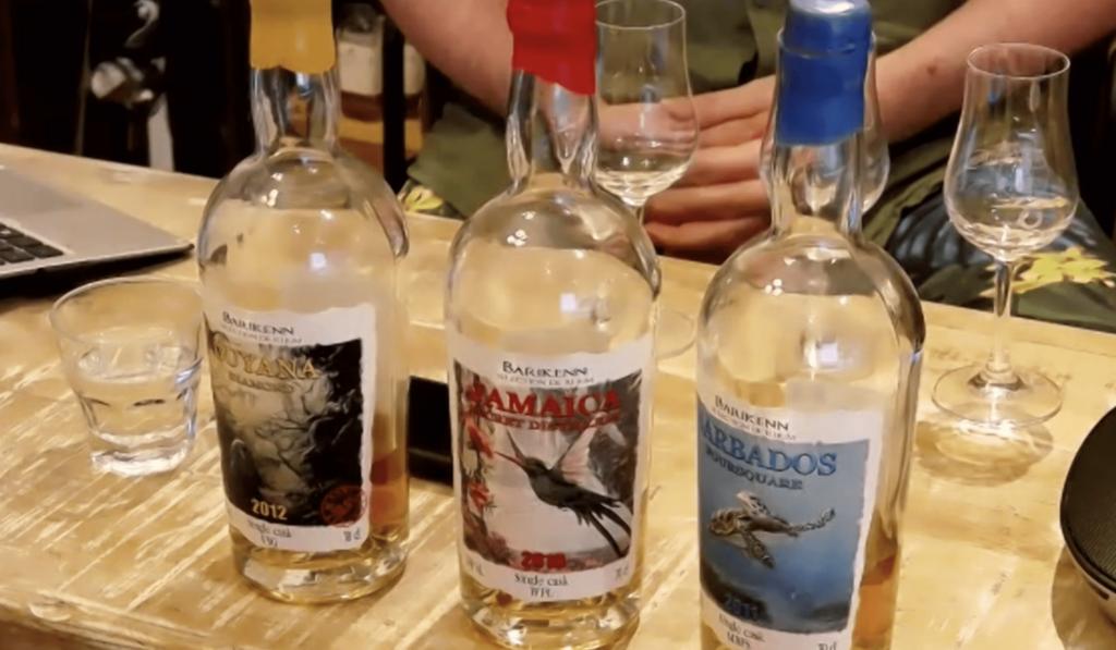 Barikenn Flaschen
