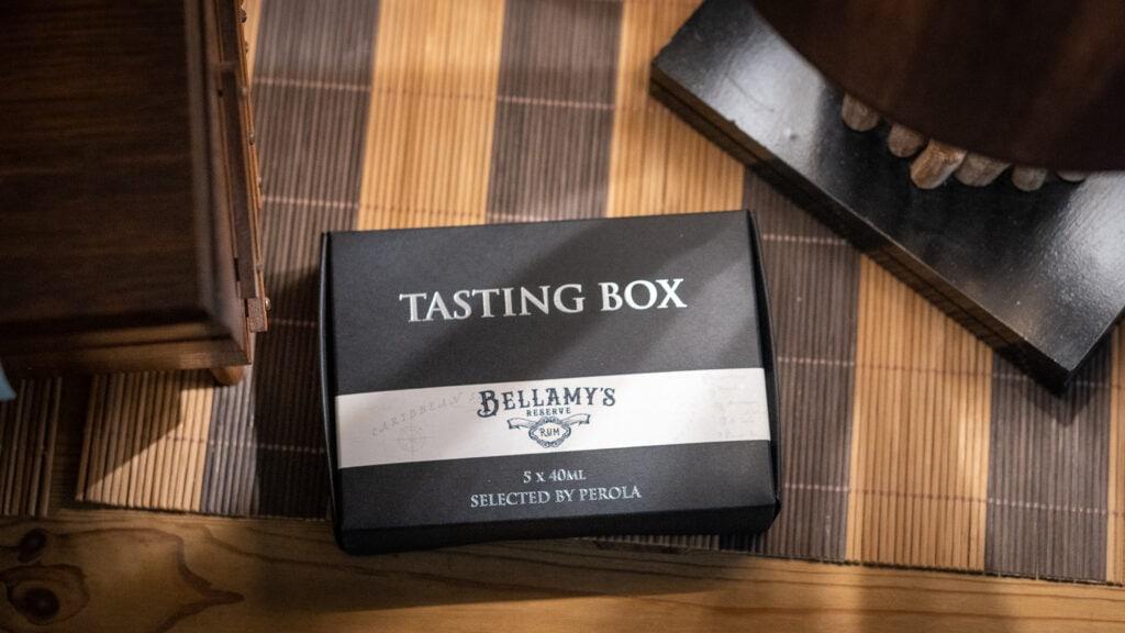 bellamys rum box geschlossen