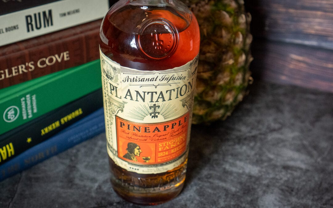 Plantation Pineapple Stiggins' Fancy: DER Ananas-Rum im Test