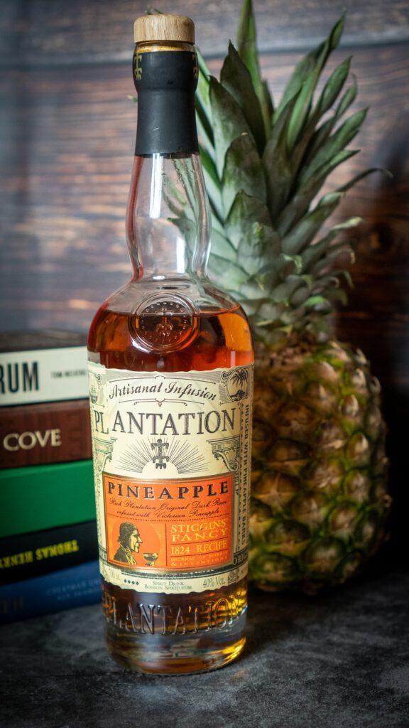 Plantation Rum Pineapple Stiggins Fancy hoch