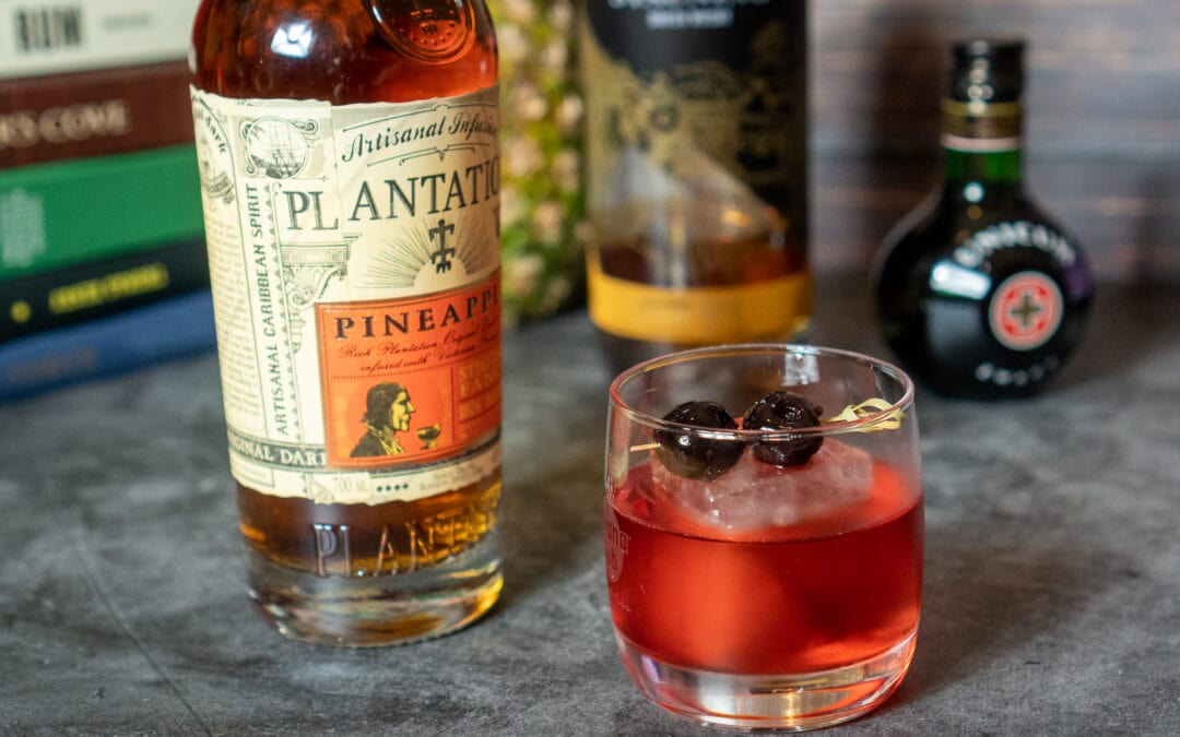 """The Dickensian Villain"" – Winter-Cocktail mit Karibikflair"