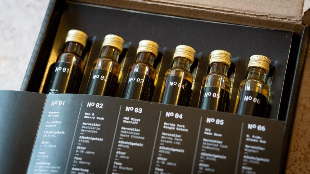 wagemut flaschen zettel