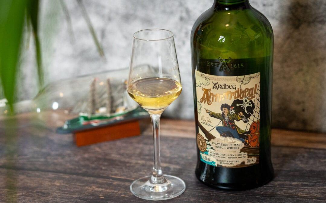 Arrrrrrrdbeg Whisky Tasting – Abschied einer Legende