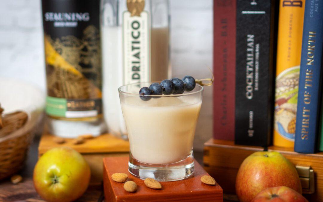 Godfather Cocktail mit weißem Amaretto