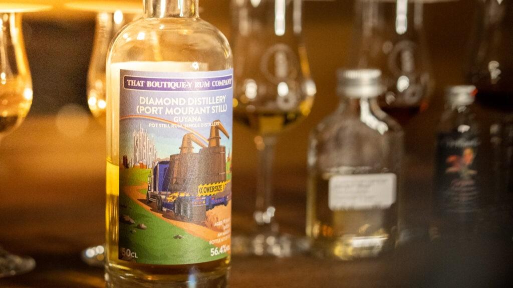Rum aus Guyana