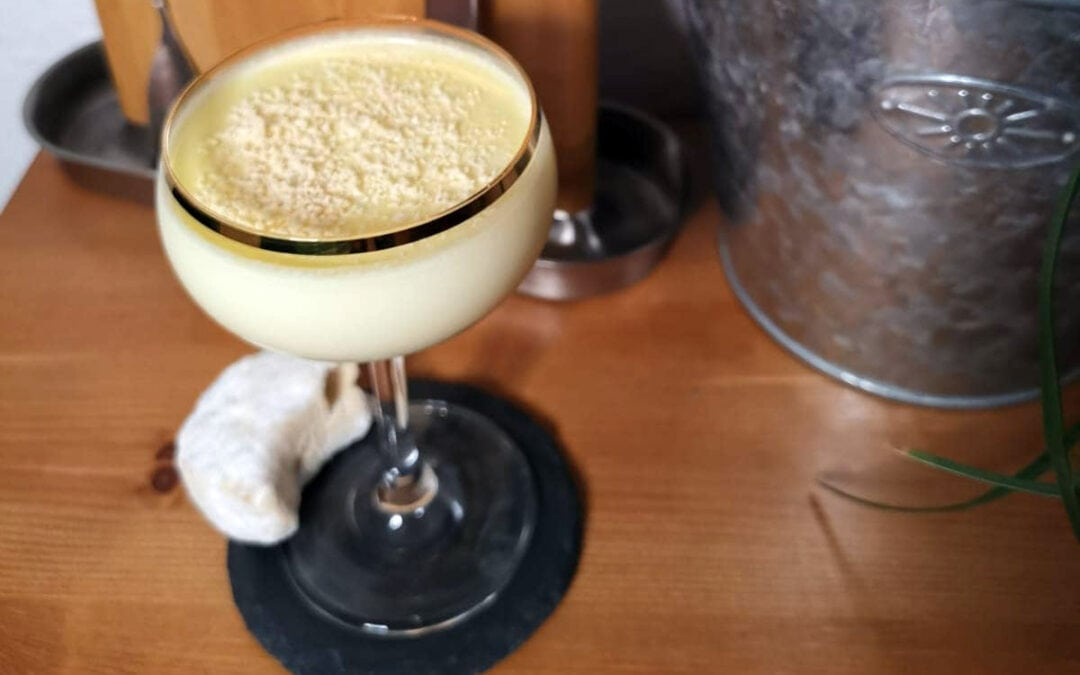 Lemon Tart Cocktail