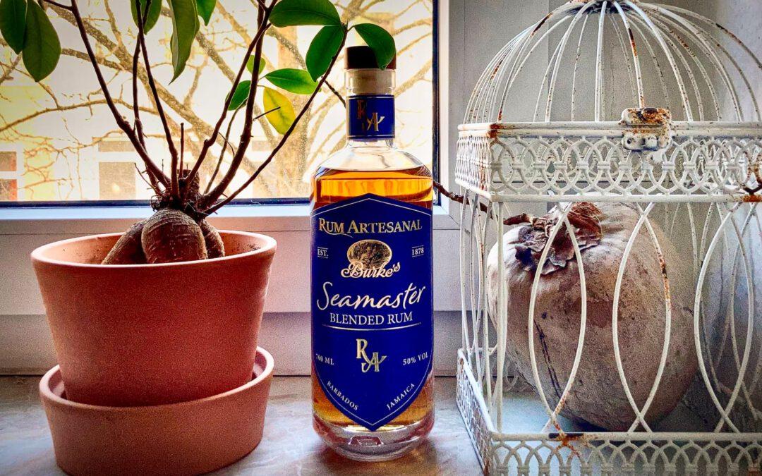Rum Artesanal Burke's Seamaster
