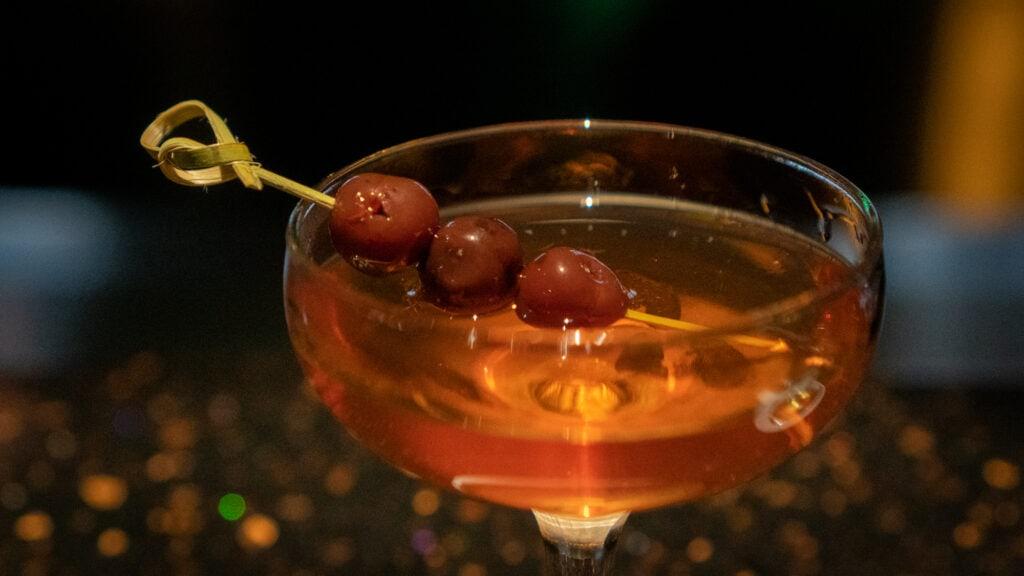Rob Roy mit Scotch