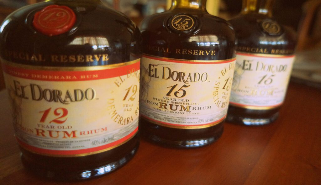 El Dorado 12 und 15