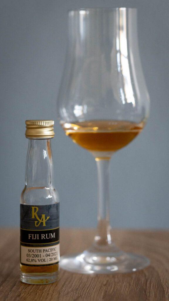 Rum Artesanal Fiji 2001
