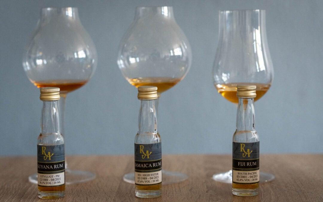 Rum Artesanal Tasting