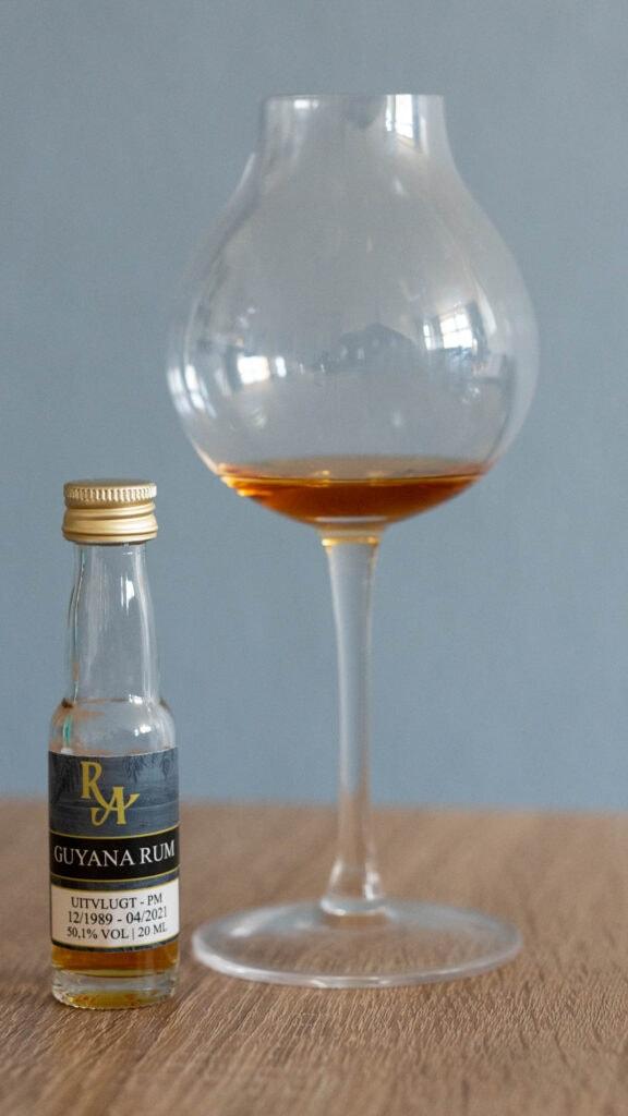Rum Artesanal Uitvlugt 89