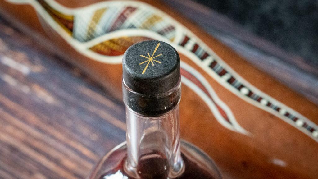 Starward Whisky Verschluss