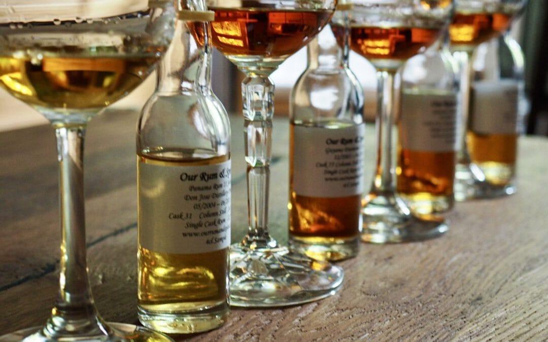 Our Rum & Spirits – Vier Abfüllungen im Test