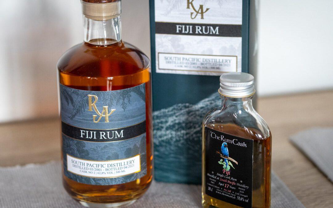 Rum von den Fiji-Inseln – ein echter Geheimtipp