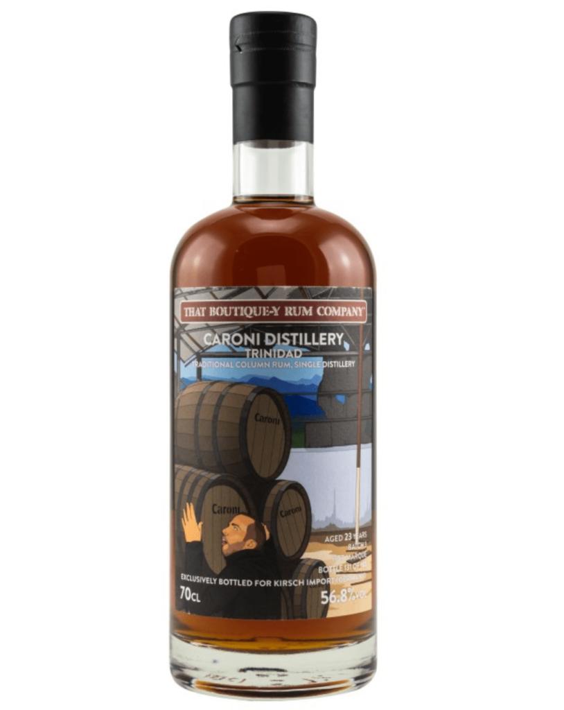 Kirsch Whisky Caroni