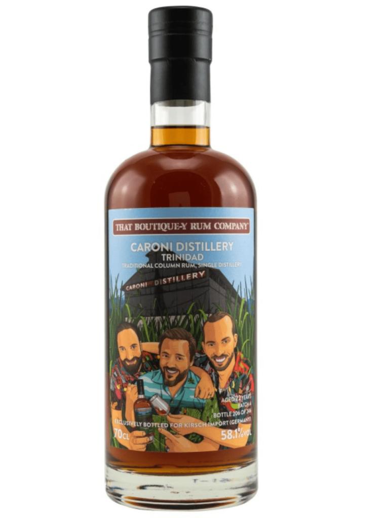Kirsch Whisky Caroni Jürgen Christoph Stefan