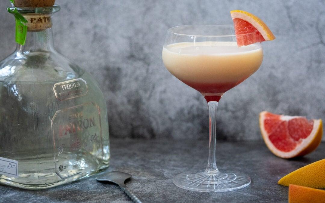 La Mancha Roja – dieser Tequila-Cocktail ist ein Hingucker