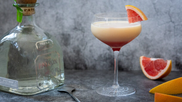 Der La Mancha Roja mit Patron Tequila
