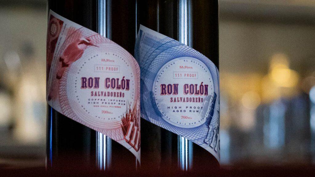Ron Colon Etiketten