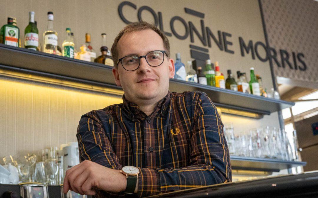 Interview mit Christoph Hahn – dem Betreiber des Colonne Morris in Halle