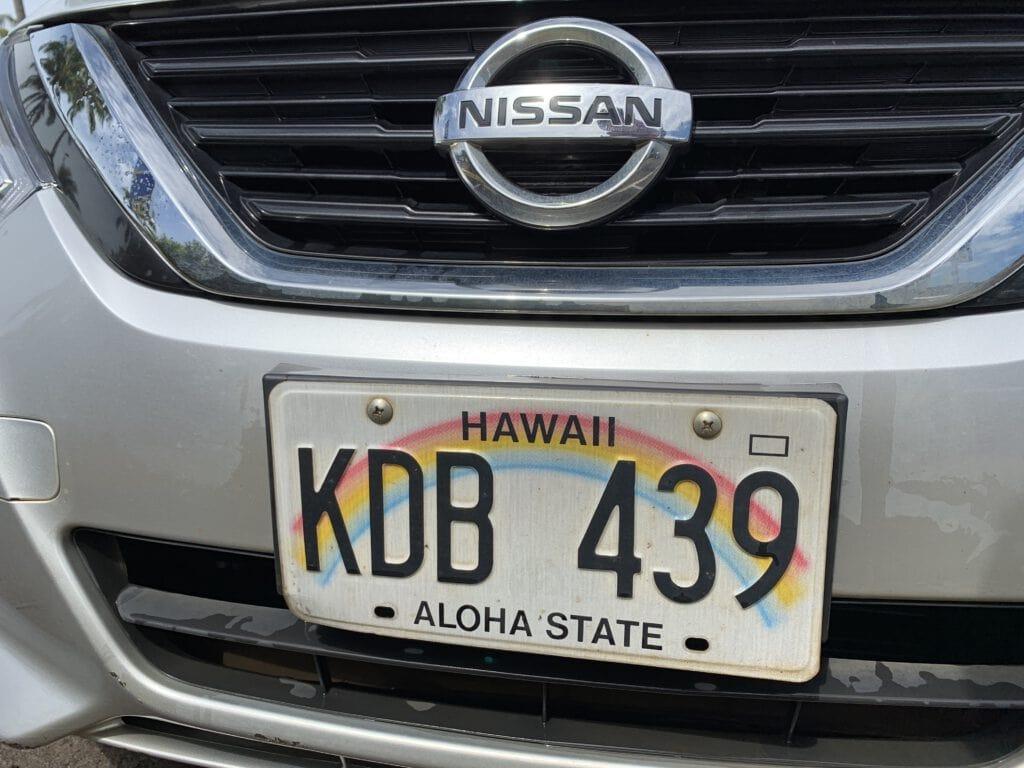 Hawaii, der Aloha State