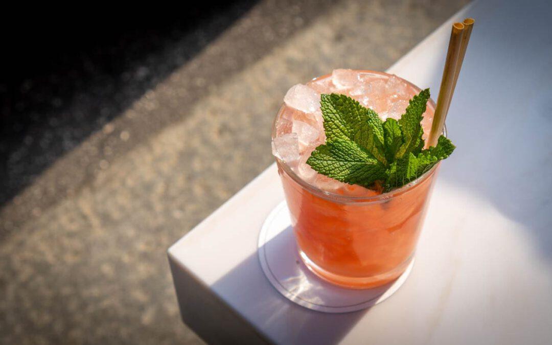 La Boum – so mixt ihr den Sommerhit mit Wassermelone