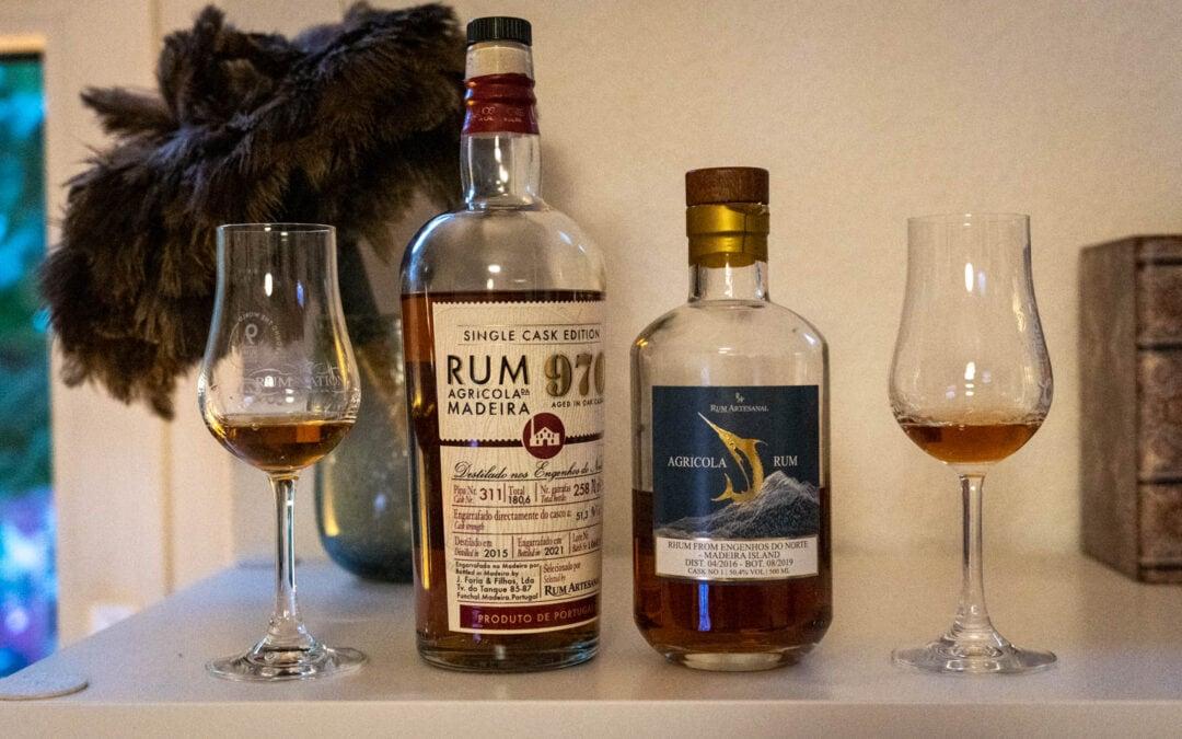 Agricola de Madeira von Rum Artesanal