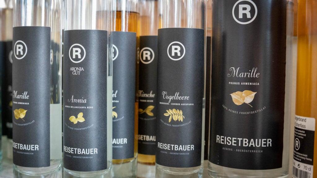 Teil des Reisetbauer-Portfolios