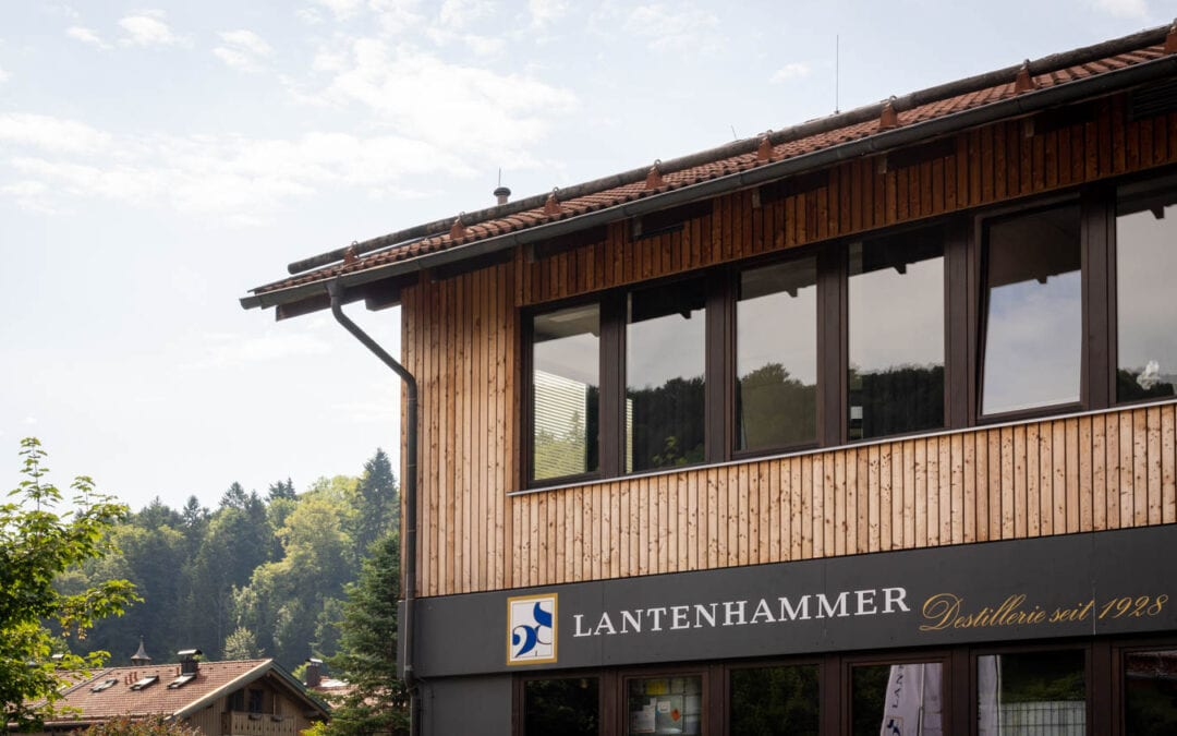 Zu Besuch bei Lantenhammer – Edeldestillate aus Oberbayern