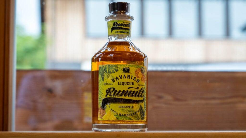 Rumult Rum Pineapple