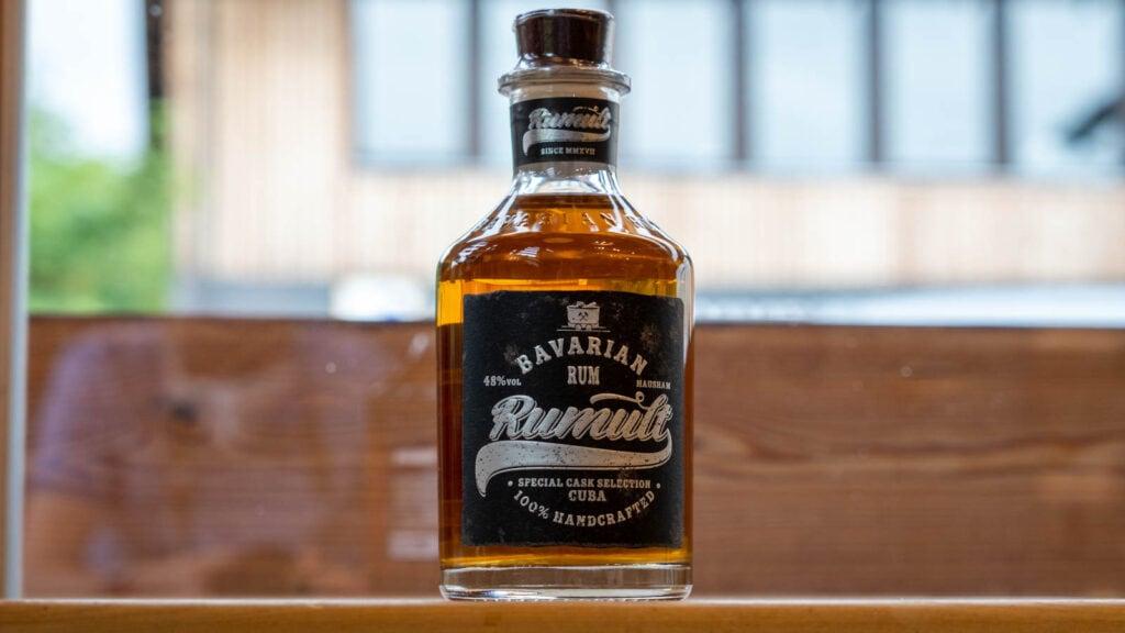 Rumult Rum Cuba
