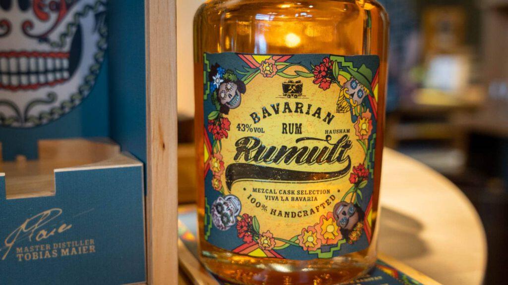 Rumult Rum Mezcal